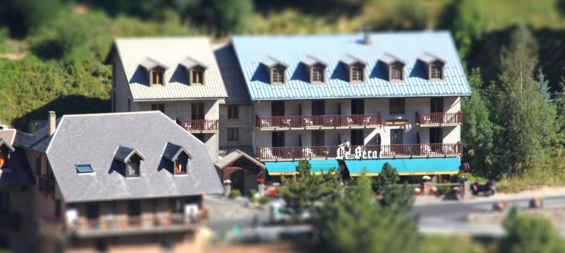 Hotel Restaurant Le Serac La Grave La Meije Hautes Alpes